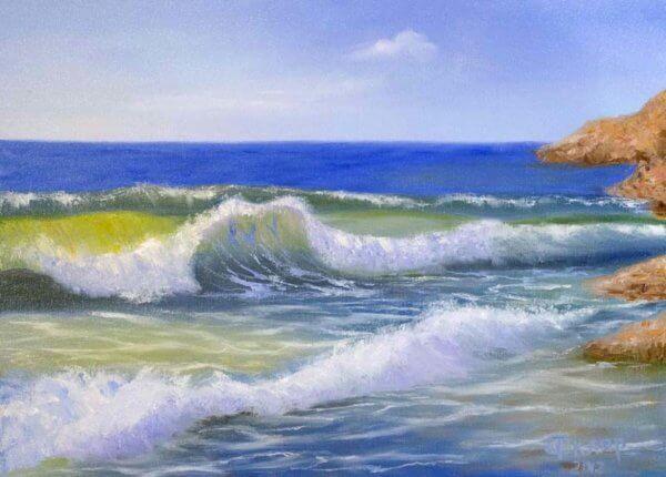 Море волнуется раз…