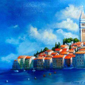 Пореч. Хорватия