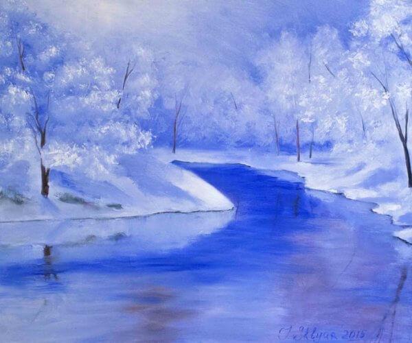 Зимушка — зима