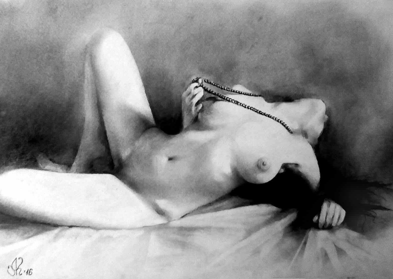 Купить эротическую картину