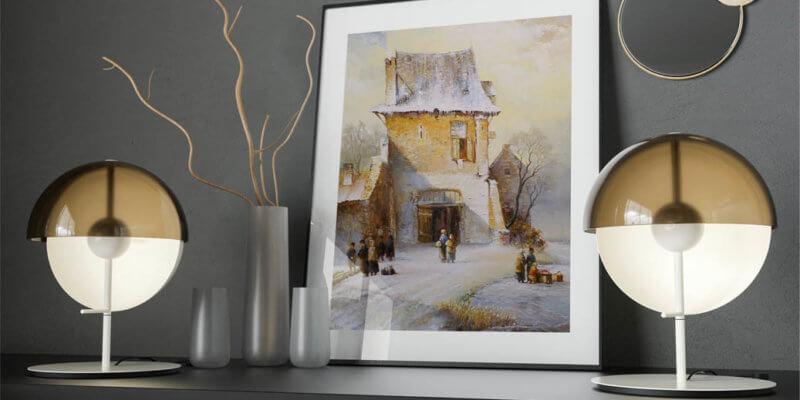 Купить картину киев
