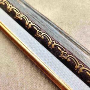 Паспарту серый кадмий (35 мм)